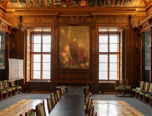 The Széchényi Hall