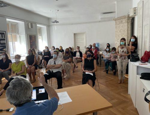 APACHE Project Workshop | Zagreb